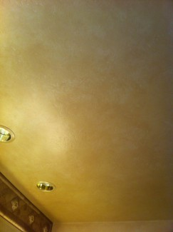 faux bathroom ceiling 3